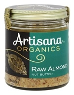 Artisana - Raw Organic Almond Nut Butter - 8 oz.