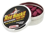 Action Labs - Red Rockit Male Performance Hard Tabs - 30 Tablets