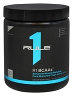 Rule One Proteins - R1 BCAAs 30 Servings Unflavored - 159 Grams