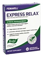 Evalar FemiWell - Express Relax - 40 Lozenges