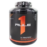 R1 Protein Ultra Pure Whey Isolate/Hydrolysate Formula 76 Servings Chocolate Fudge - 5.03 lbs.