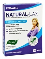 Evalar FemiWell - Natural-Lax - 40 Tablets