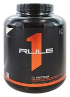 Rule One Proteins - R1 Protein Ultra Pure Whey Isolate/Hydrolysate Formula 76 Servings Vanilla Creme - 4.83 lbs.