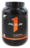 Rule One Proteins - R1 Protein Vanilla Creme 38 Servings - 2.42 lbs.