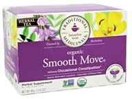 Traditional Medicinals - Organic Smooth Move Tea - 10 K-Cup(s)