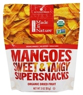 Made in Nature - Mangoes Sweet & Tangy Supersnack - 3 oz.