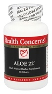 Health Concerns - Aloe 22 - 90 Tablet(s)