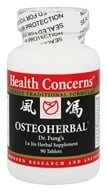 Health Concerns - Osteoherbal - 90 Tablet(s)