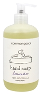 Common Good - Hand Soap Lavender - 12 oz.
