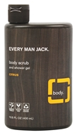 Every Man Jack - Body Scrub Shower Gel Citrus - 13.5 oz.