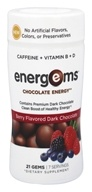 Energems - Chocolate Energy Berry Dark Chocolate - 21 Piece(s)