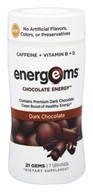 Energems - Chocolate Energy Dark Chocolate - 21 Piece(s)