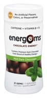 Energems - Chocolate Energy Mint Dark Chocolate - 21 Piece(s)
