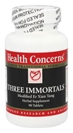 Health Concerns - Three Immortals - 90 Tablet(s)
