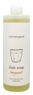 Common Good - Dish Soap Bergamot - 16 oz.