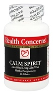 Health Concerns - Calm Spirit - 90 Tablet(s)
