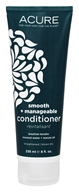 ACURE - Smooth & Manageable Conditioner Brazillian Keratin, Coconut Water & Marula Oil - 8 oz. Formerly Straightening Conditioner