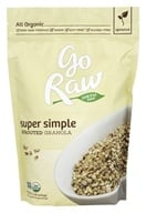 Go Raw - Organic Sprouted Granola Super Simple - 1 lb.