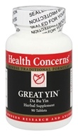 Health Concerns - Great Yin - 90 Tablet(s)
