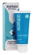 Organic Personal Lubricant Unscented - 2.5 fl. oz.