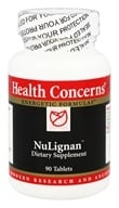 Health Concerns - NuLignan - 90 Tablet(s)