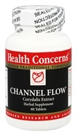 Health Concerns - Channel Flow - 60 Tablet(s)