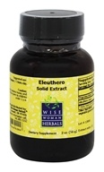 Wise Woman Herbals - Eleuthero Solid Extract - 2 oz.