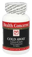 Health Concerns - Cold Away - 90 Tablet(s)