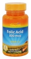 Thompson - Folic Acid 800 mcg. - 30 Tablets
