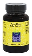 Wise Woman Herbals - Rose Hips Solid Extract - 4 oz.