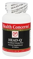 Health Concerns - Head-Q - 90 Tablet(s)