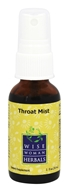 Wise Woman Herbals - Throat Mist - 1 oz.