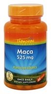 Thompson - Maca Peruvian Source 525 mg. - 60 Capsules