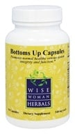 Wise Woman Herbals - Bottoms Up Capsules 1080 mg. - 90 Capsules