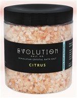 Evolution Salt Company - Himalayan Crystal Bath Salt Citrus - 26 oz.