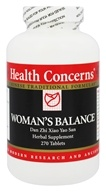 Health Concerns - Woman's Balance - 270 Tablet(s)