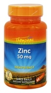 Thompson - Zinc High Potency 50 mg. - 60 Tablets