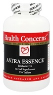 Health Concerns - Astra Essence - 270 Tablet(s)