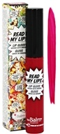 theBalm - Read My Lips Lip Gloss Hubba Hubba Magenta - 0.22 oz.