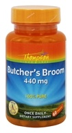 Thompson - Butcher's Broom 100% Pure 440 mg. - 60 Capsules