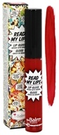 theBalm - Read My Lips Lip Gloss Wow Tomato Red - 0.22 oz.
