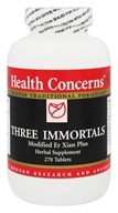 Health Concerns - Three Immortals - 270 Tablet(s)