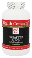 Health Concerns - Great Yin - 270 Tablet(s)