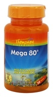 Thompson - Mega 80 Multivitamin Multimineral - 30 Tablets