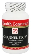 Health Concerns - Channel Flow - 180 Tablet(s)