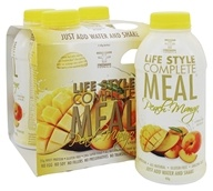 Freeman Formula - Life Style Complete Meal Peach-Mango - 4 Bottle(s)