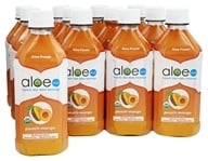 Lily Of The Desert - Aloe H2O Organic Aloe Water Peach-Mango - 12 Bottle(s)