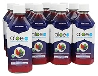 Lily Of The Desert - Aloe H2O Organic Aloe Water Blueberry-Pomegranate - 12 Bottle(s)