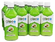 Lily Of The Desert - Aloe H2O Organic Aloe Water Coconut-Lime - 12 Bottle(s)
