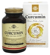 Solgar - Full Spectrum Curcumin - 60 Softgels
